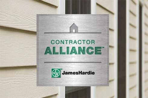 SSS joins James Hardie Contractor Alliance Program - SSS joins James Hardie Contractor Alliance