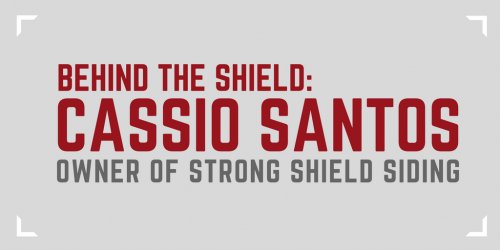 Behind the Shield: Cassio Santos