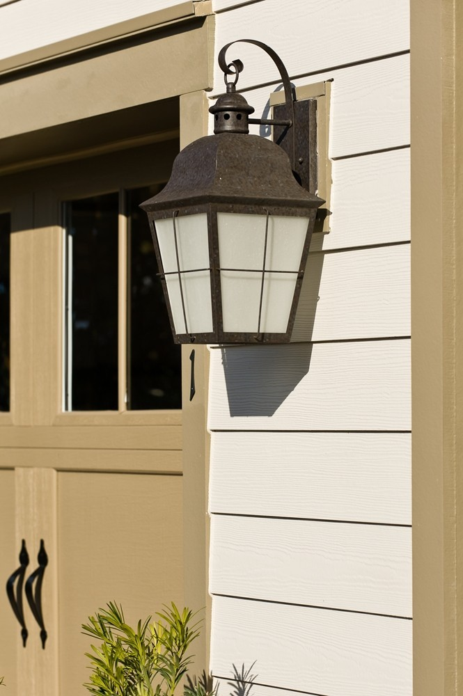 Cream Hardie Siding - Strong Shield