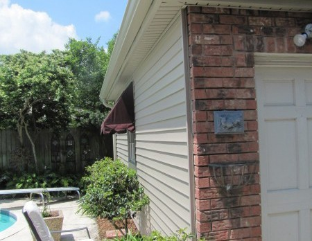 Brick and Vinyl Siding in New Orleans - Strong Shield