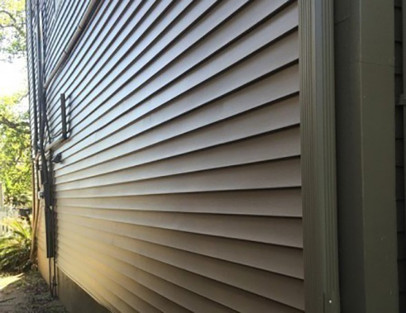Vinyl Siding and Gutters New Orleans - Strong Shield