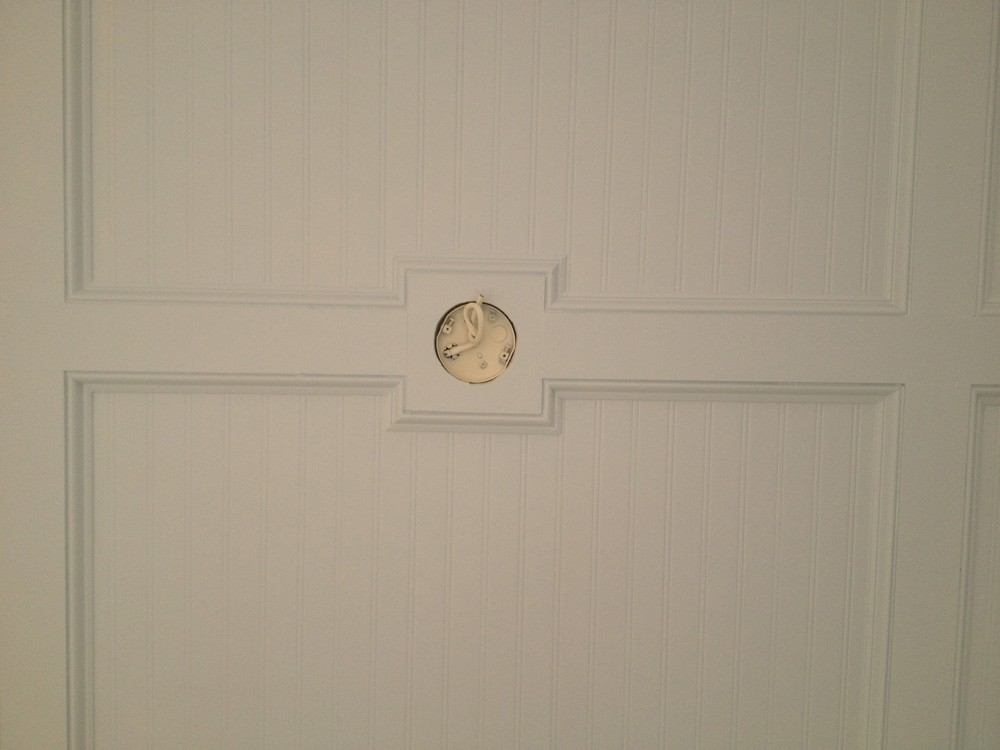 Custom trim and bead board ceiling for Metairie porch - Strong Shield