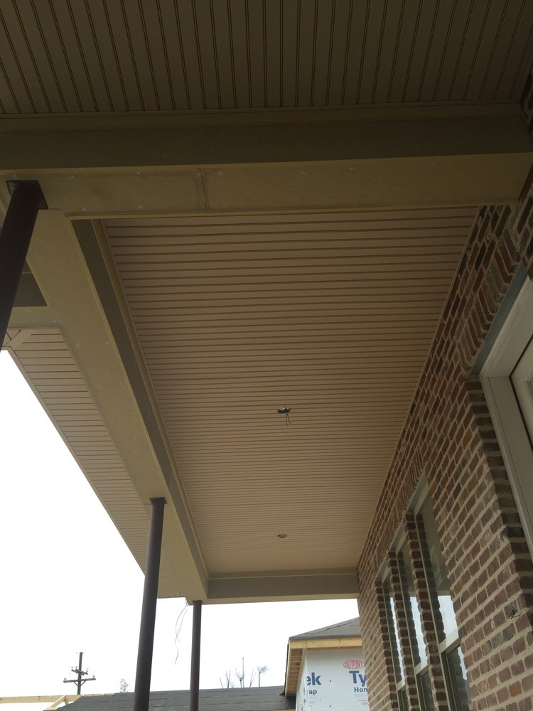 Tall Metairie porch - Strong Shield