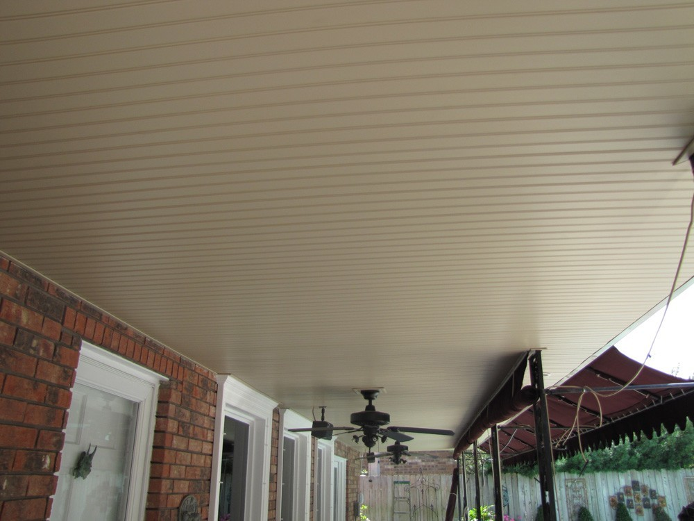 Large Metairie porch - Strong Shield