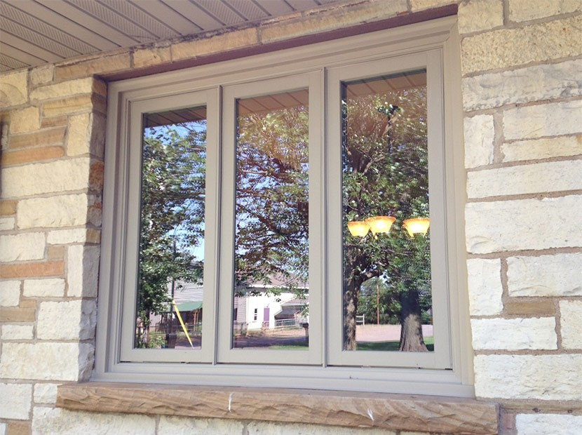 Custom high efficiency window replacement on Metairie home - Strong Shield
