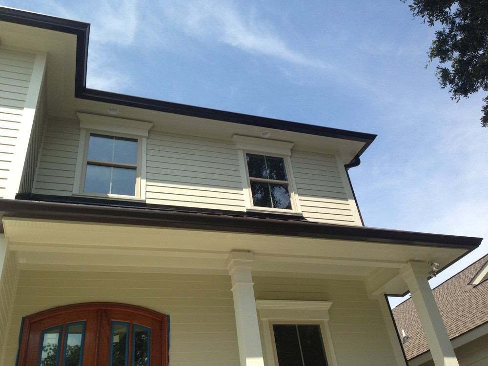 Craftsman window trim and columns - Strong Shield
