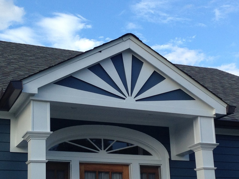 Porch trim - Strong Shield